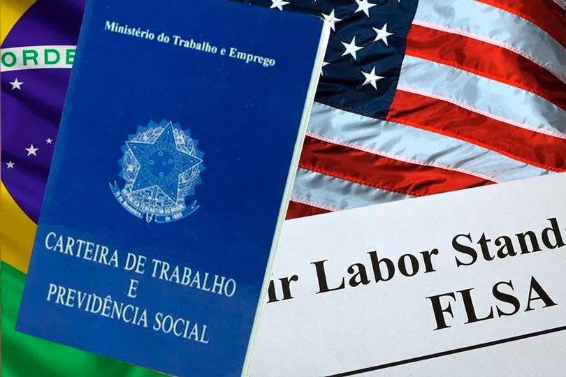 Leis Trabalhistas nos EUA