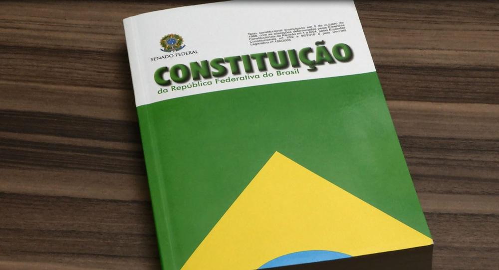 Classificação da Constituição