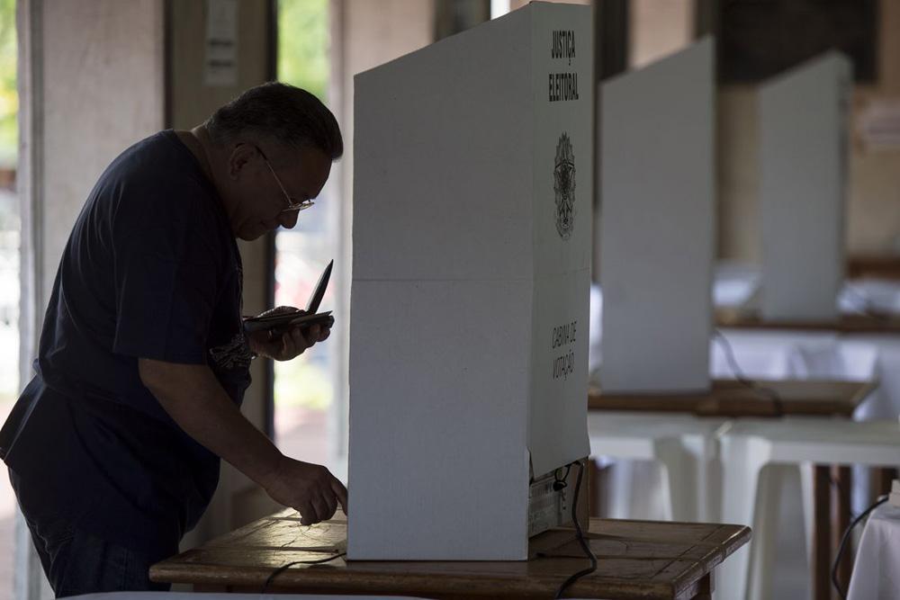 Eleitor pode ser preso no dia da eleição?