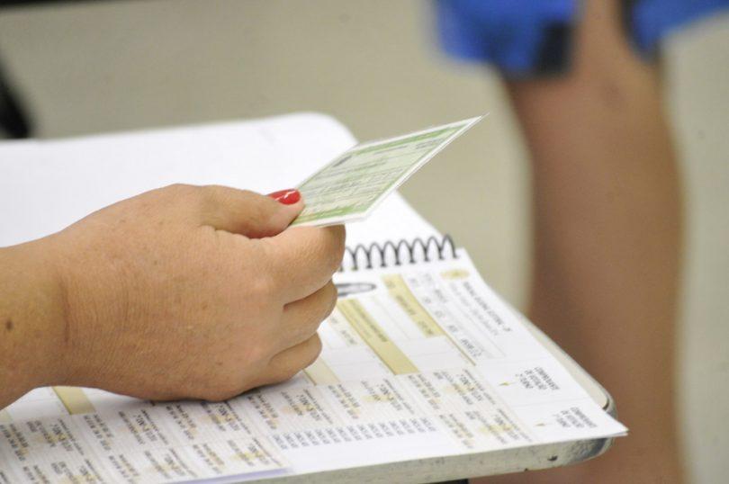 Justificar a ausência do voto