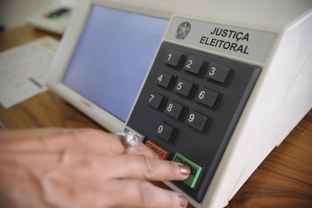 Comprovante de votação eleitoral