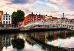 Salário mínimo na Irlanda